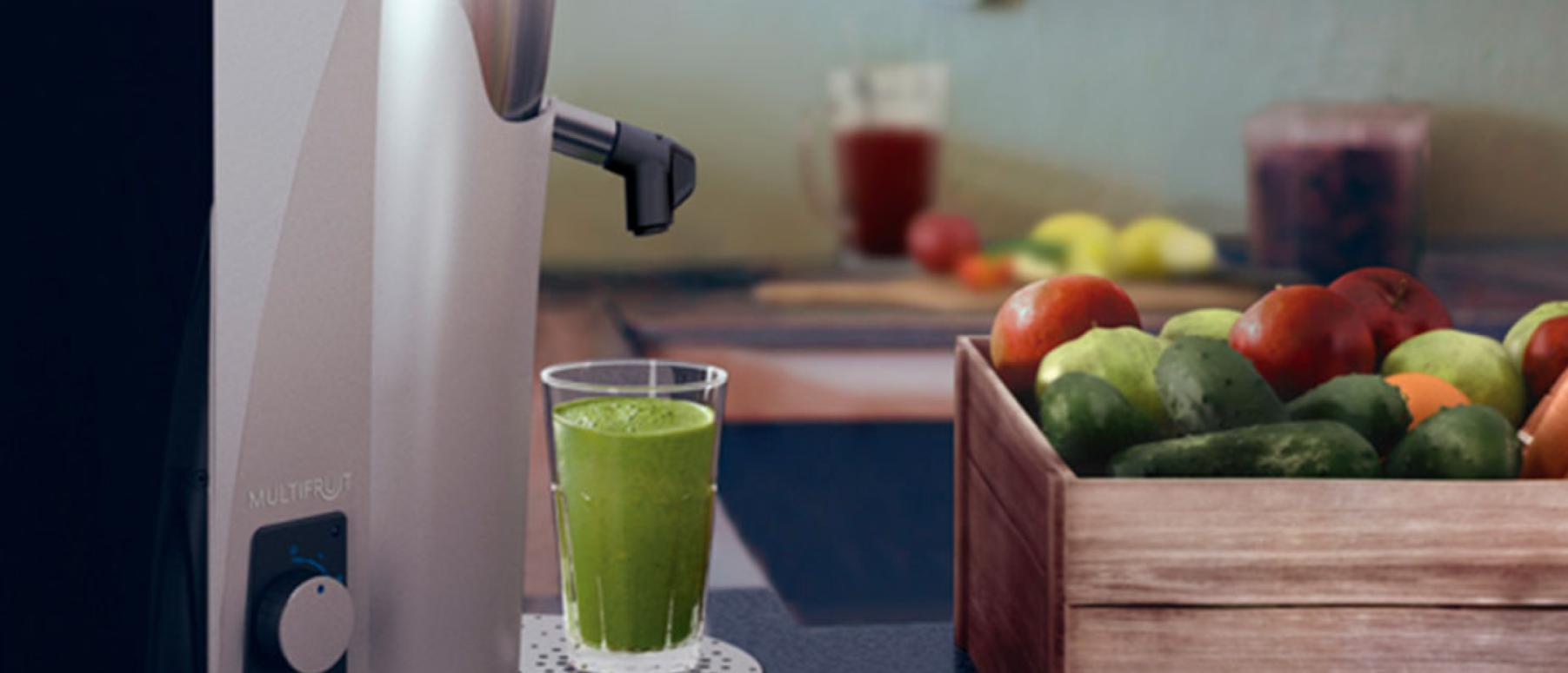 máquina de suco - Multfruit